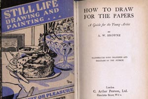 A guide for the young artist by A.W. Browne